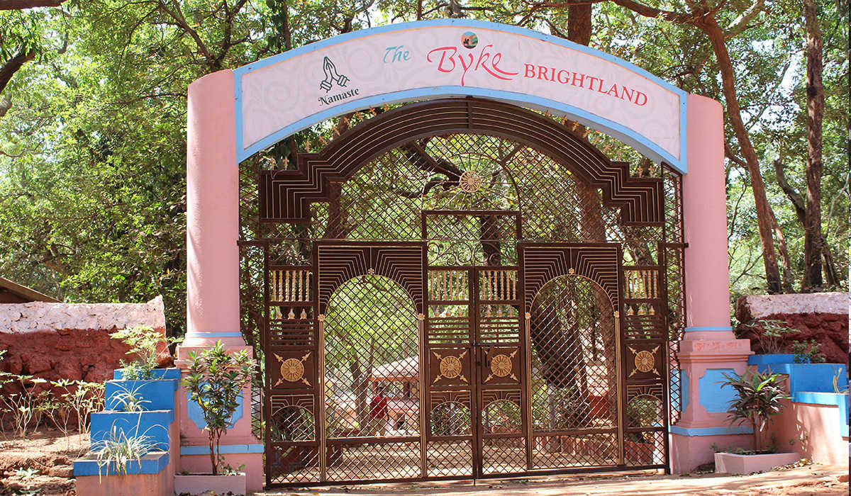 The Byke Brightland is nestled in India's smallest hill-station, Matheran