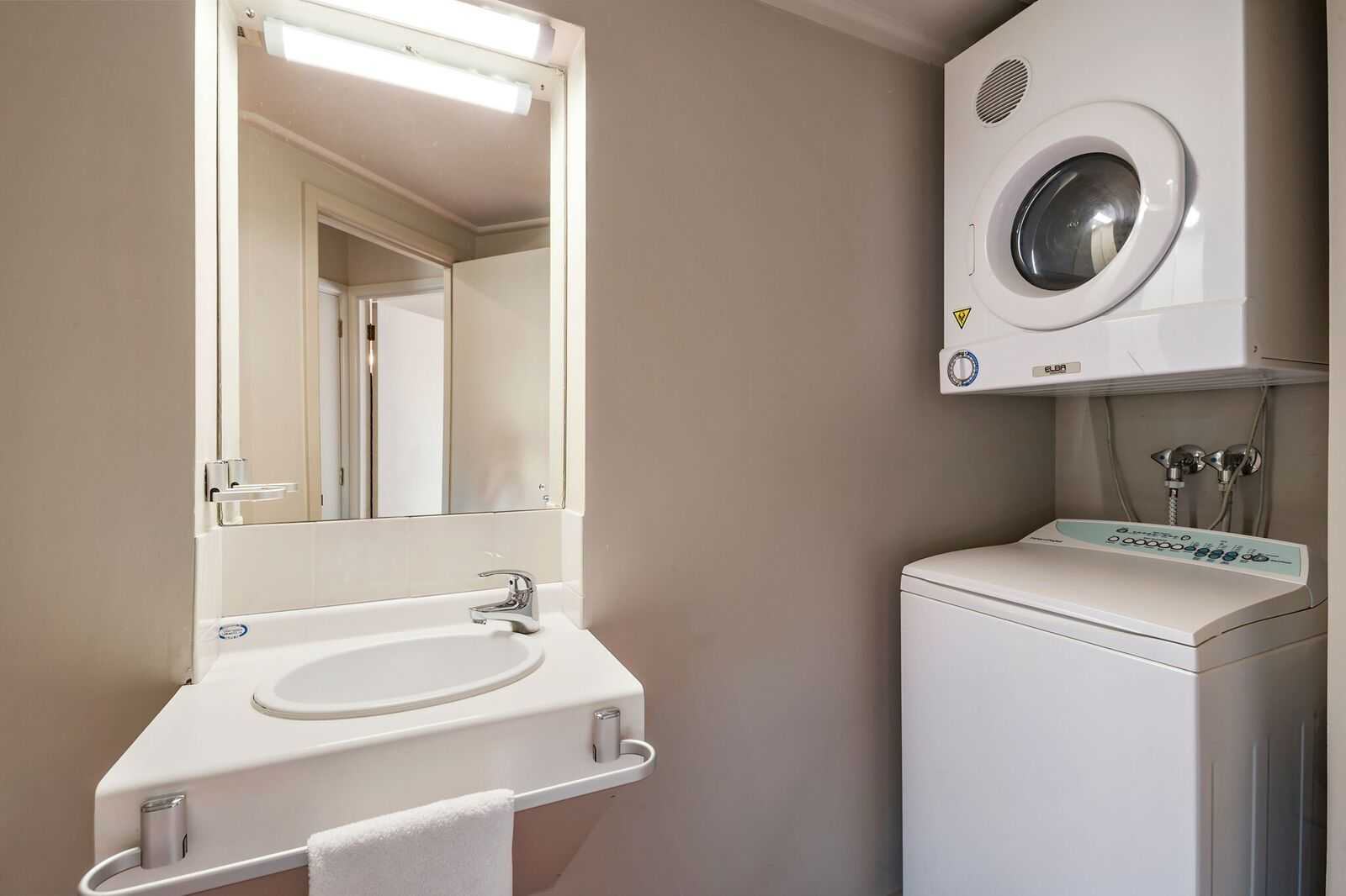 Three Bedroom Laundry Area