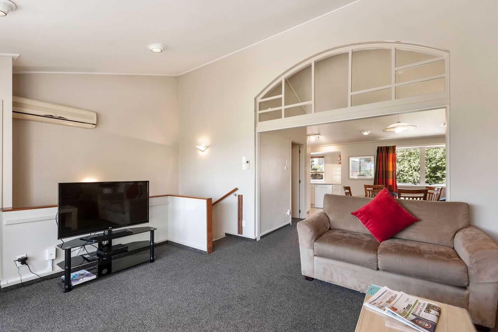 Three Bedroom TV Area