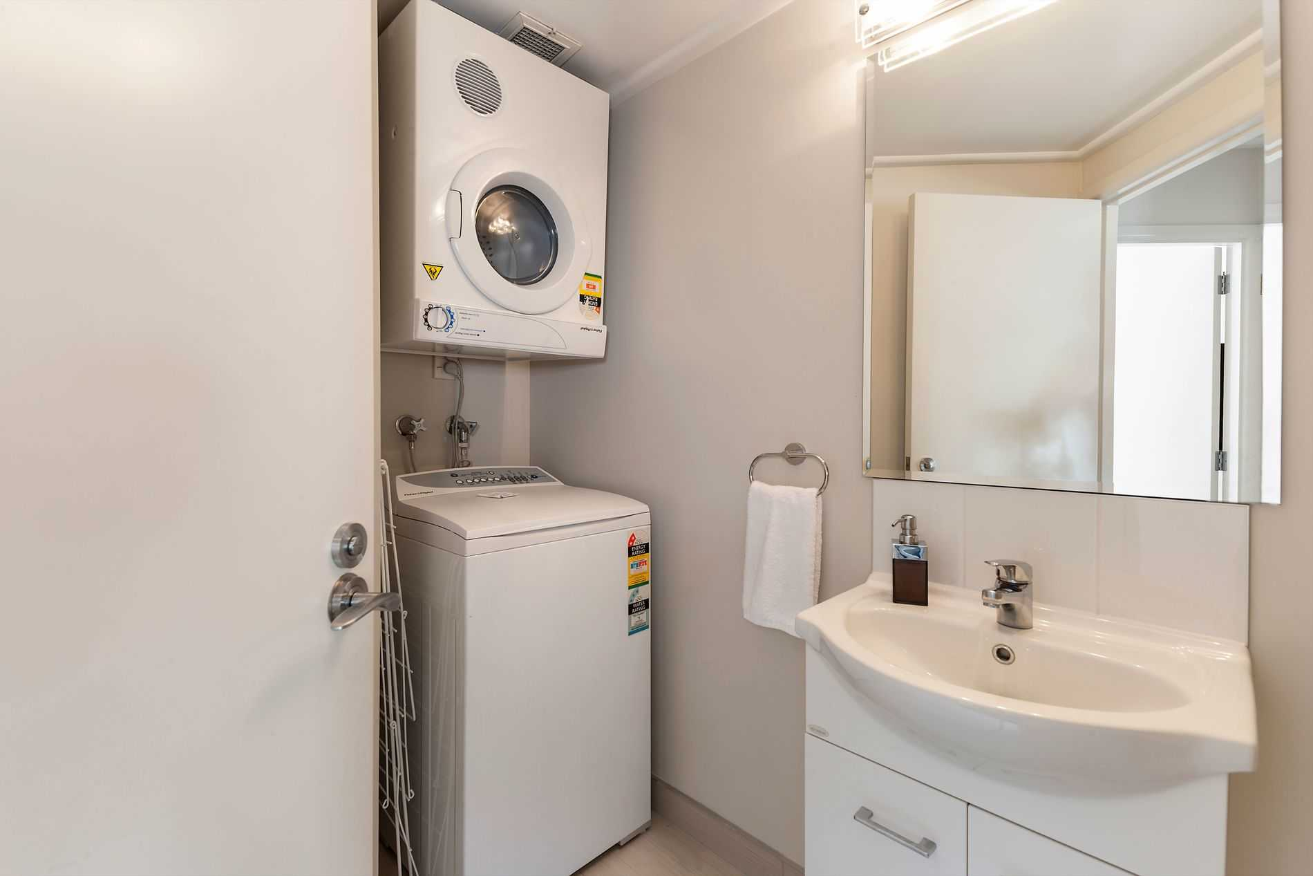 Two Bedroom Laundry