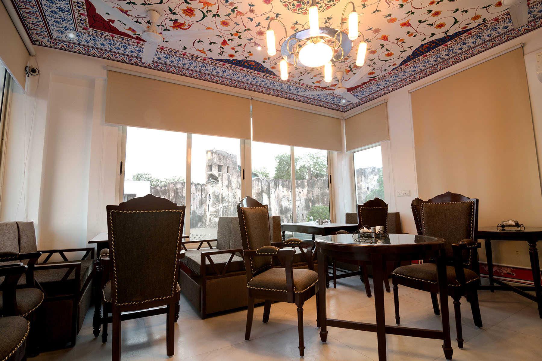 Rooftop Restaurant (Fine dining)