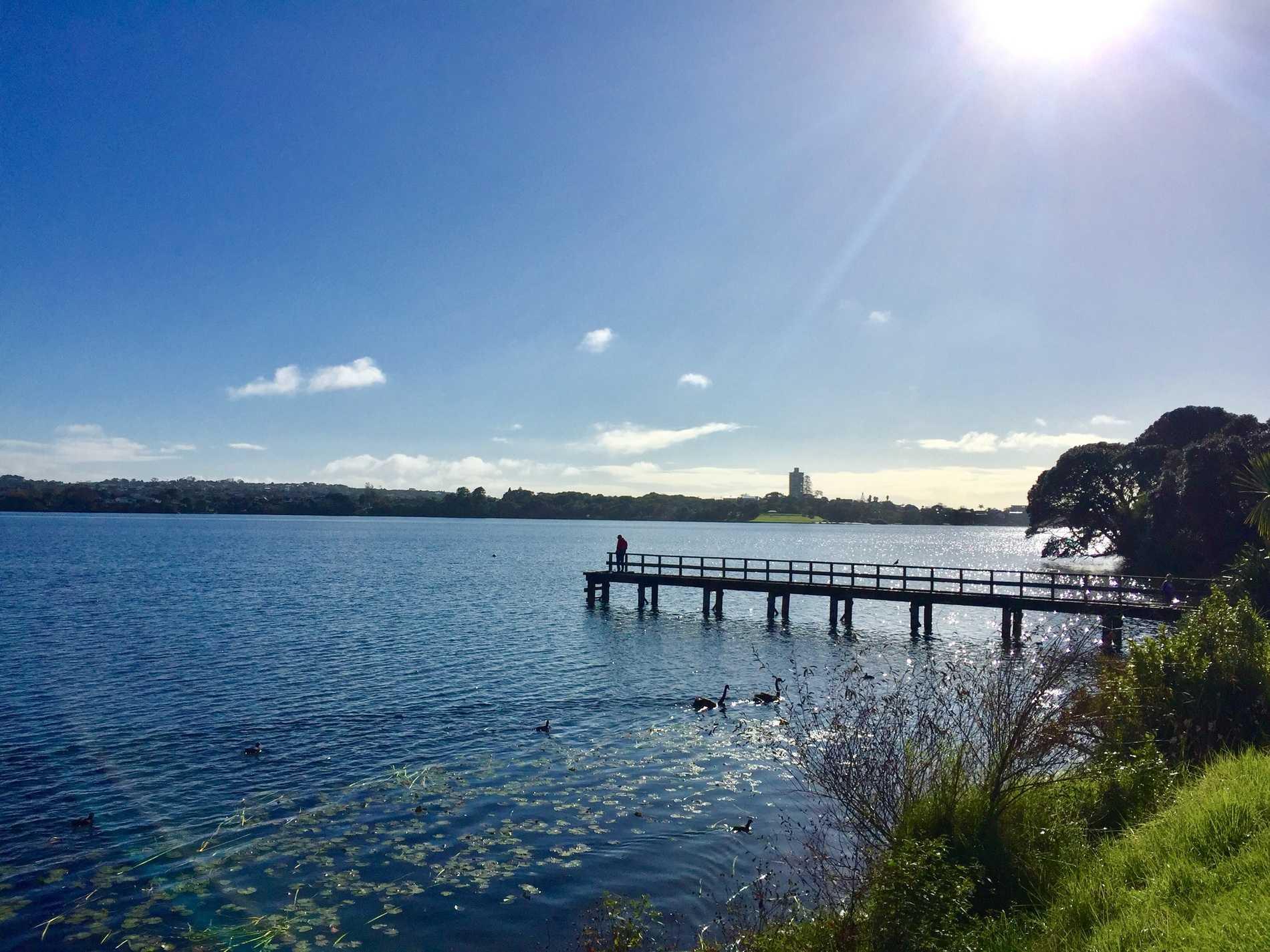 Lake Pupuke