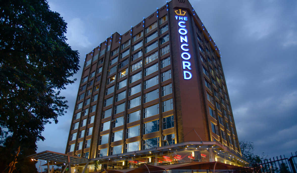 The Concord hotel & suites Nairobi 1