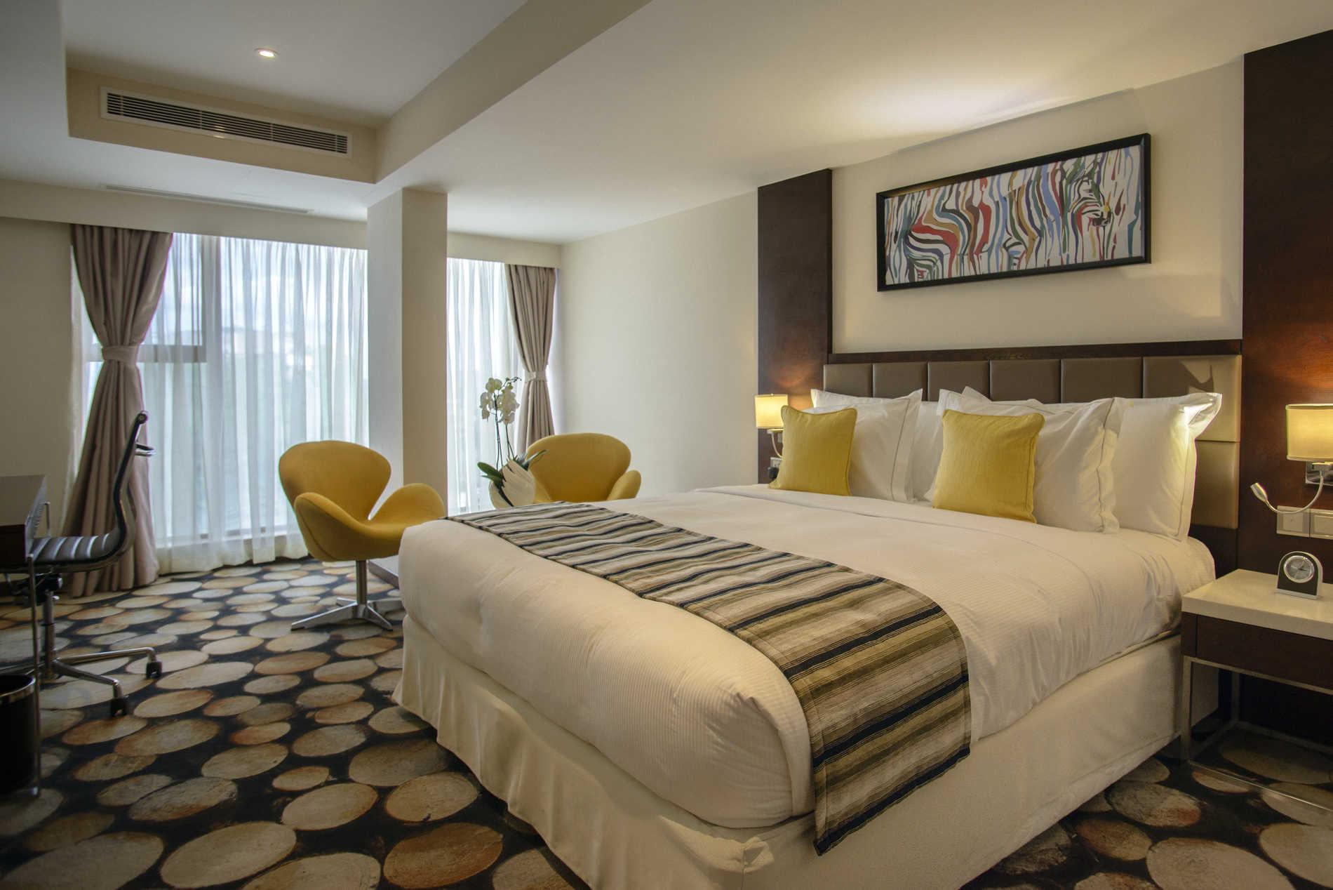 Nairobi Hotels In Kenya Suites