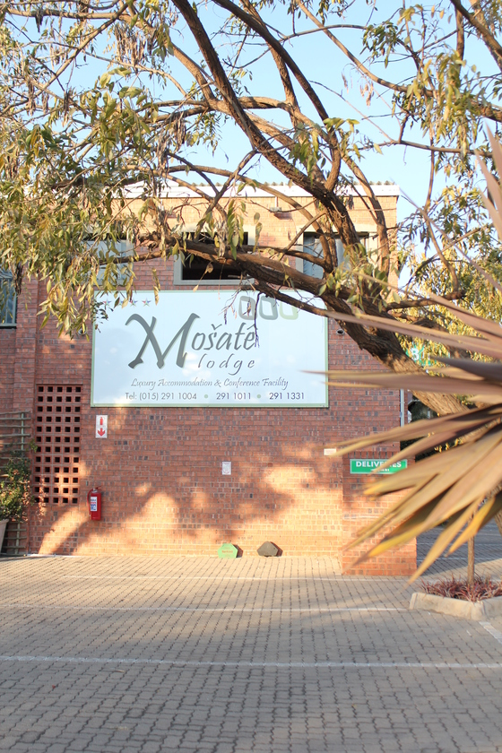 Situated in the heart of the Limpopo province, in the centre of Polokwane (previously known as Pietersburg), Mosate Lodge offers luxury accommodation and conferencing facilities for both holiday and business visits.  The 46 x 4-star ensuite rooms can accommodate up to 92 guests in style, while the lodge caters for up to 60 delegates in the main function venue and private boardrooms.  Enjoy scrumptious fine dining in the onsite restaurant, relax at the cocktail bar or benefit from the huge variety of nearby tourist attractions and leisure activities in the surrounding area.  Mosate Lodge is also handicap friendly and the paraplegic room is designed to comfortably accommodate wheelchairs.  Please contact us on polokwane@mosate.co.za