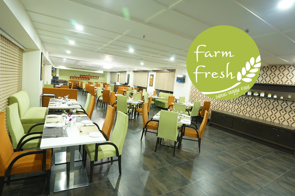 Farm Fresh - A Pure Veg Restaurant in Thane