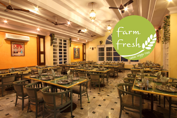 Farm Fresh - A Pure-Veg Restaurant in Matheran