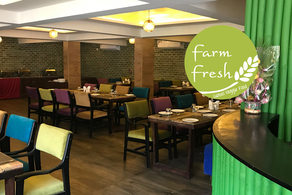 Farm Fresh - A Veg Restaurant in Jaipur