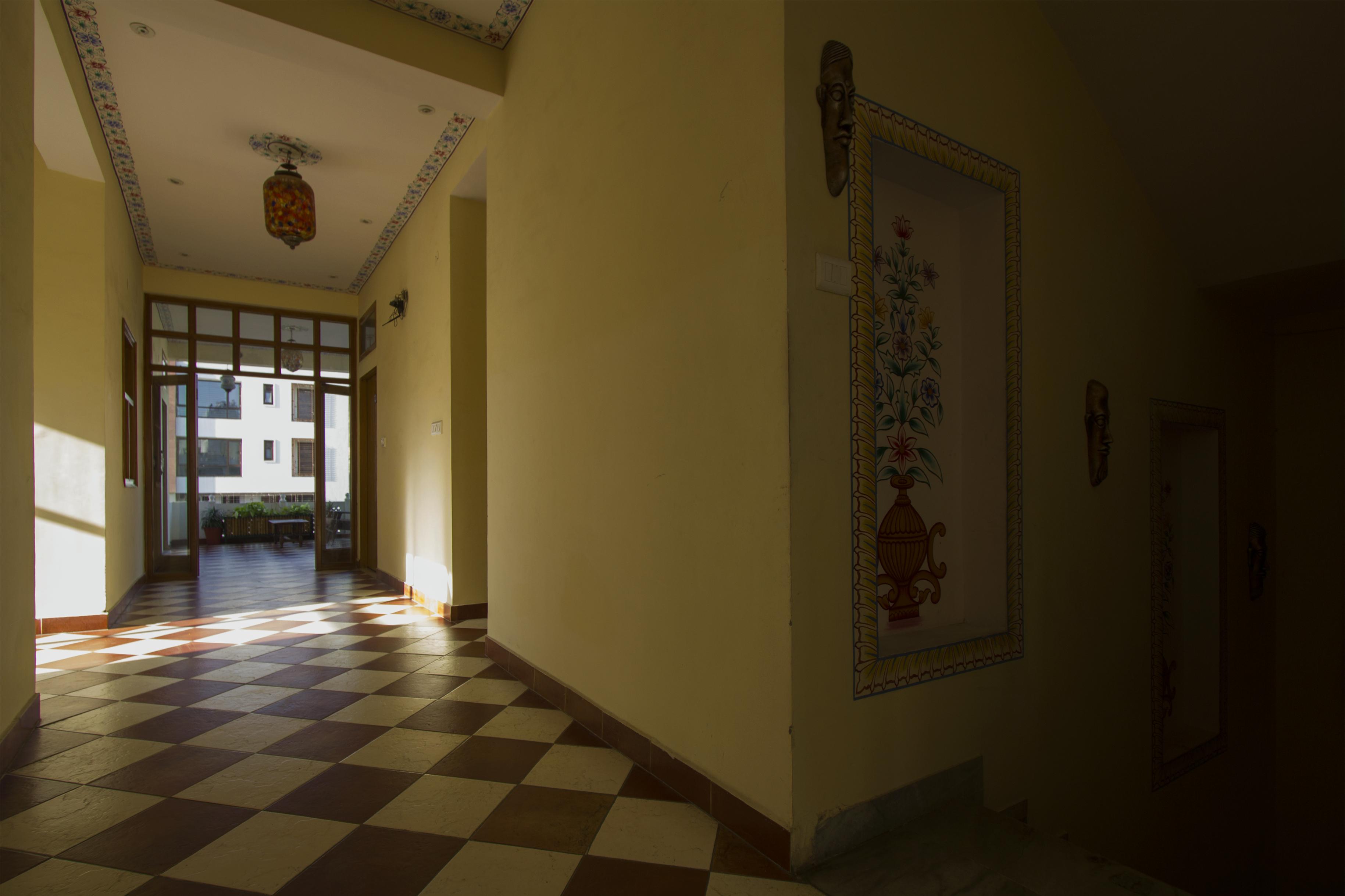 2nd floor lobby 2