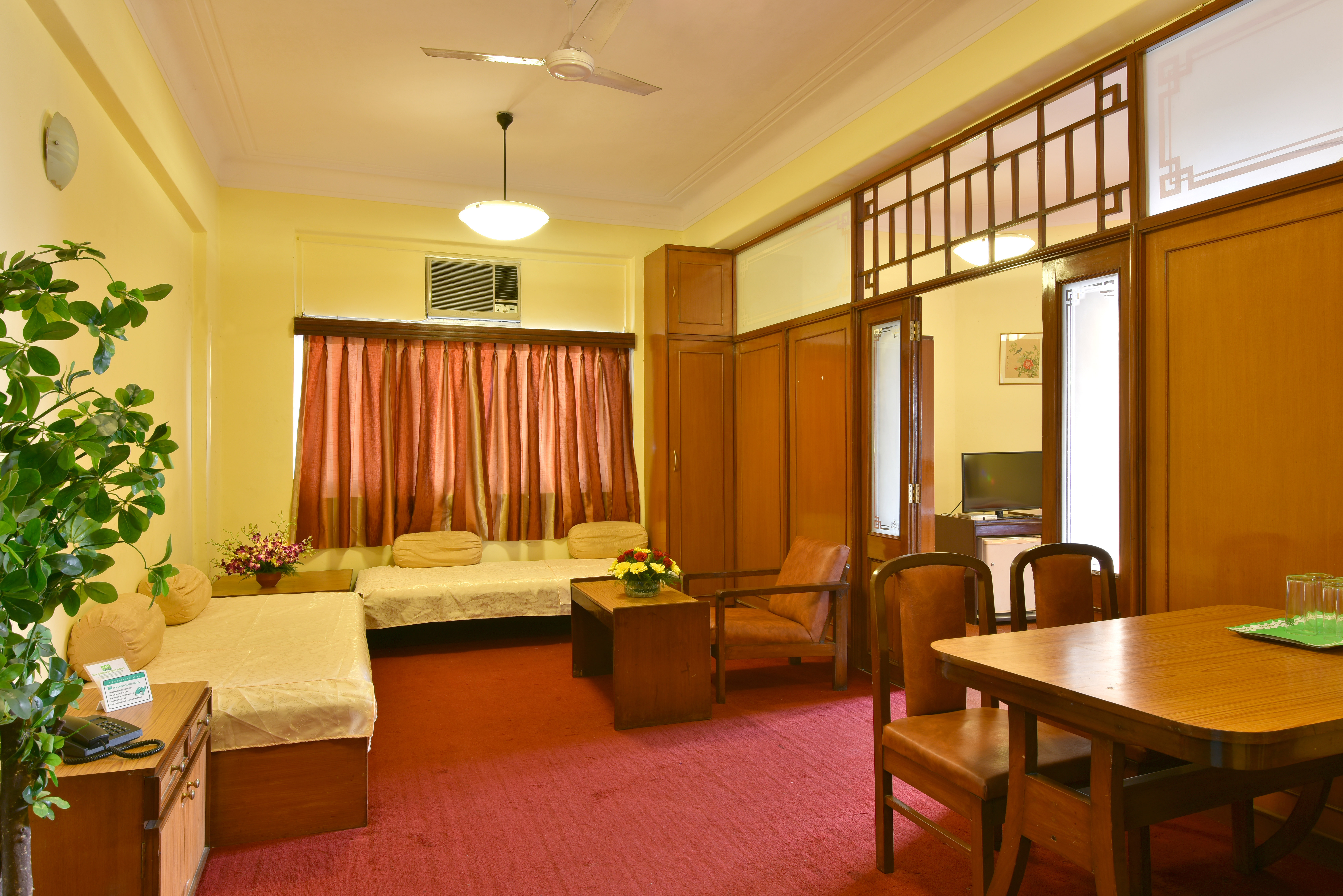 All Standard Room Sea View Deluxe Suite