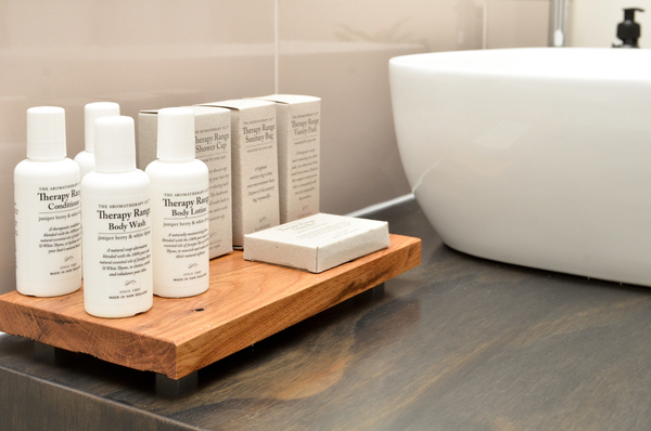 Luxury Aromatherapy  Co amenities