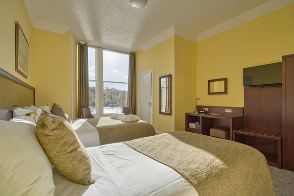River View Room with Twin Occupancy