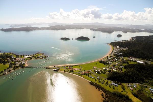 Waitangi, Bay of Islands