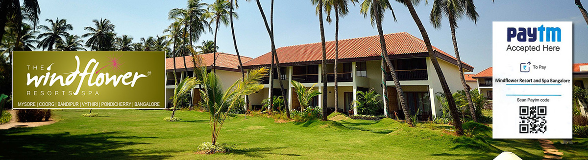 The Windflower Resort and Spa Pondicherry Booking Engine