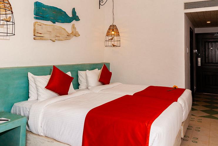 Premier King Bed Room