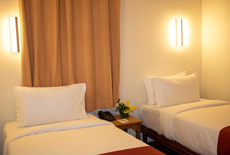 Suite 2 BHK Bedroom