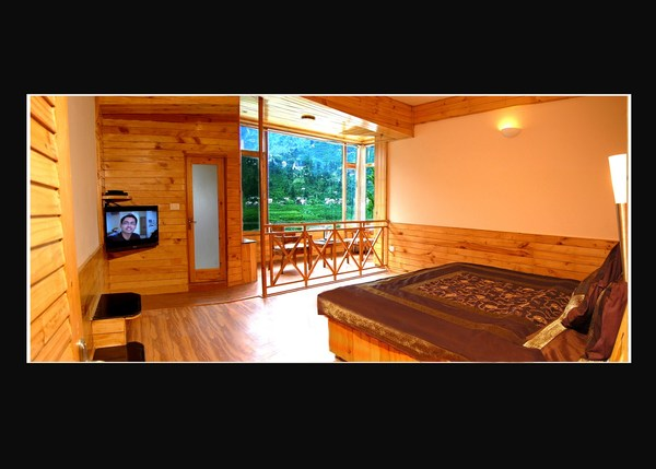 Accommodation Royce Room