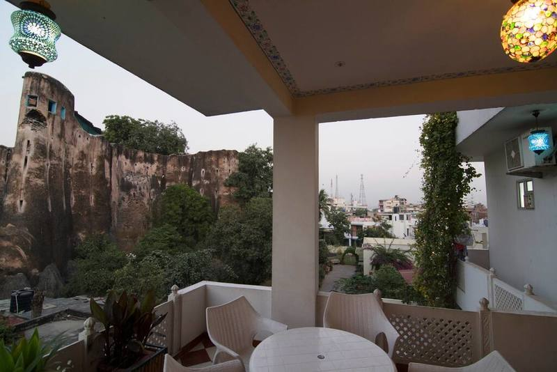 Balcony Sitting view