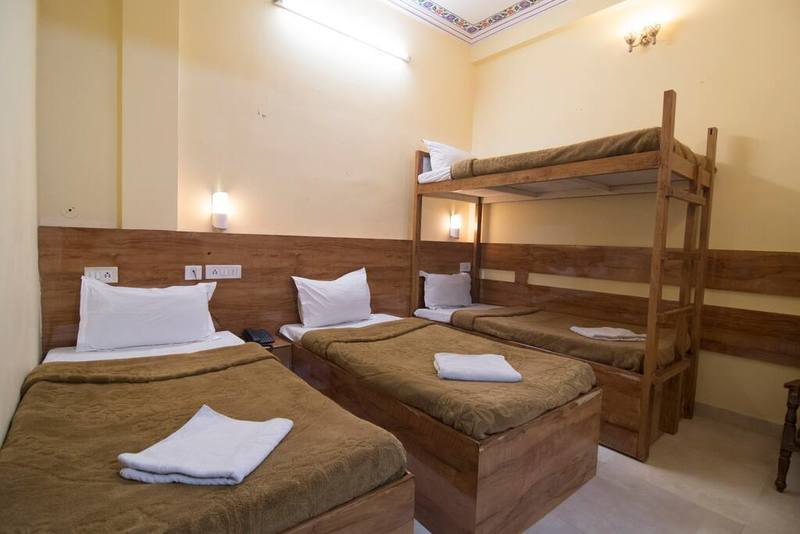 traditionally styled rooms for friends and families. It has all the modern amenities, fort view, ele