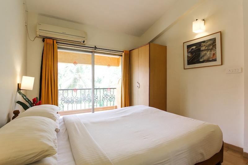 Suite 1 BHK Bedroom