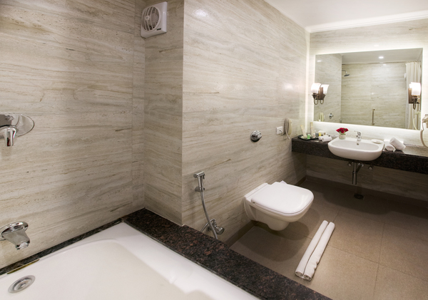 Deluxe Room - Bath with Tub (Twin Room)
