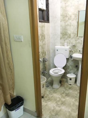 Bathroom and washroom Area