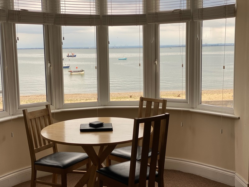 Seaview from Lounge table Suite C