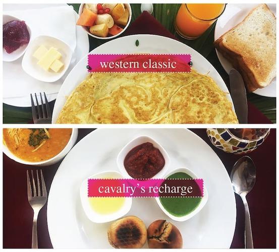 breakfast combos