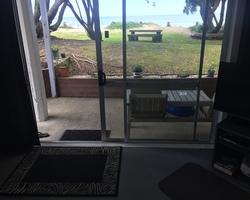 Beachfront One Bedroom (Unit 7)